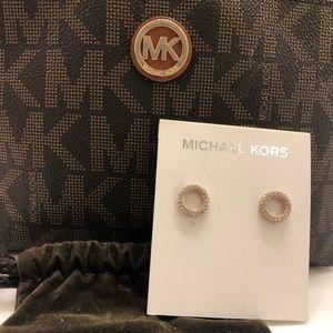 Michael Kors earrings Brilliance